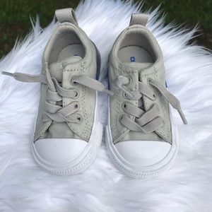 Converse All Star Baby Sneakers Size 4 NWOT